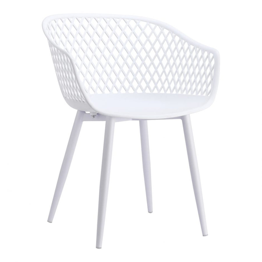 Dante Outdoor Chair - White