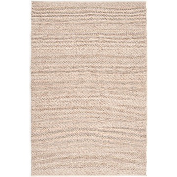 French Braid Rug - Cream