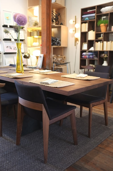 Hinge Extension Dining Table Sobu