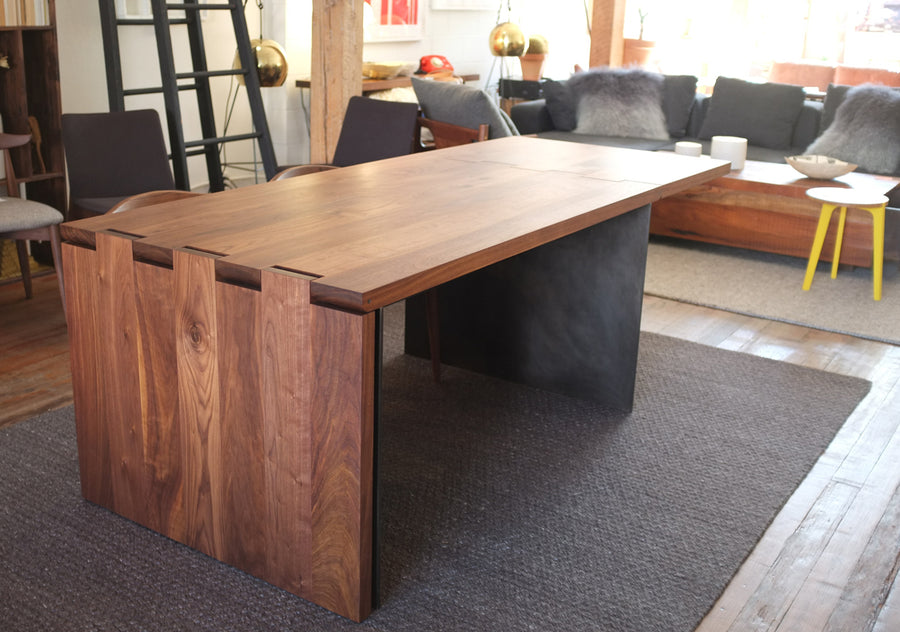 Ordinaire Hinge Extension Dining Table Hinge Extension Dining Table ...
