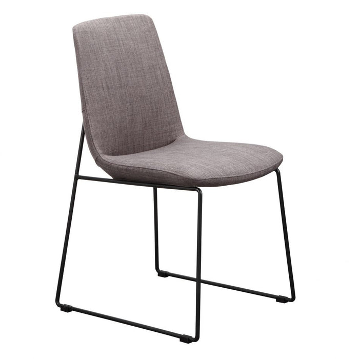 Kira Chair in Grey