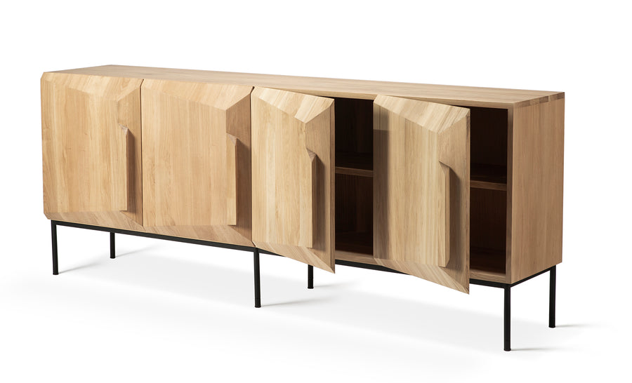 Stairs Sideboard - 4 Doors