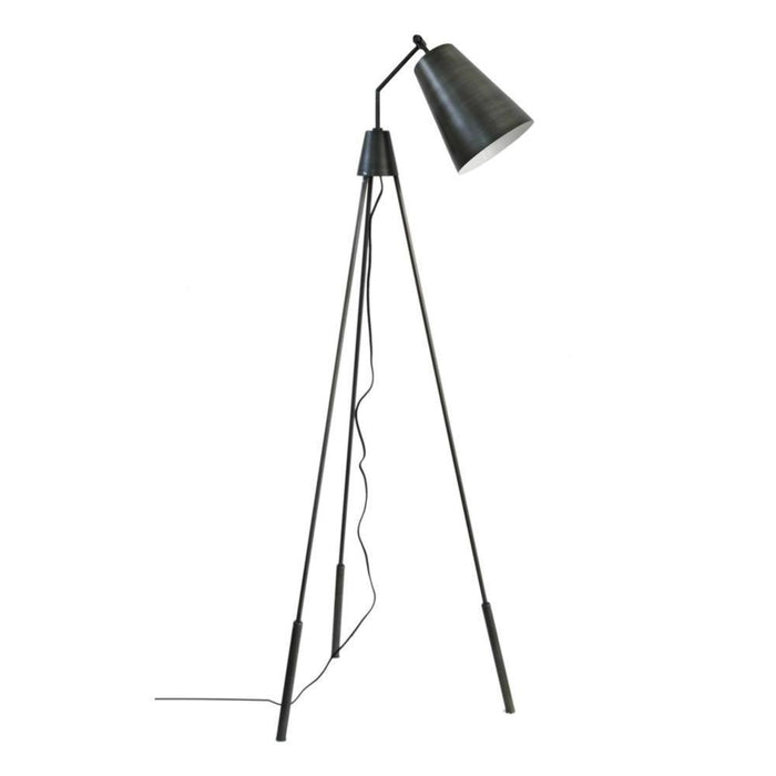 Serious Floor Lamp Black