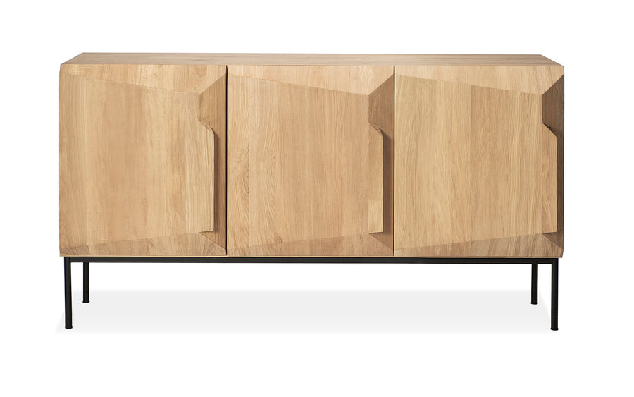 Stairs Sideboard - 3 Doors