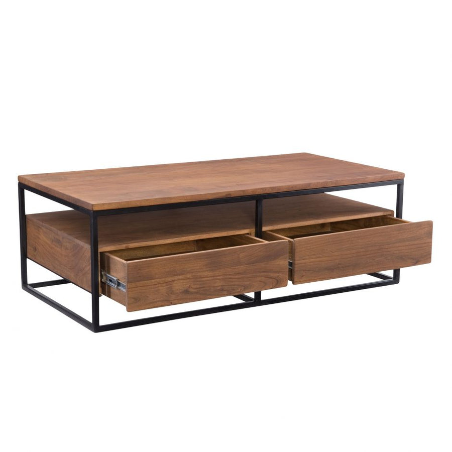 Van Coffee Table