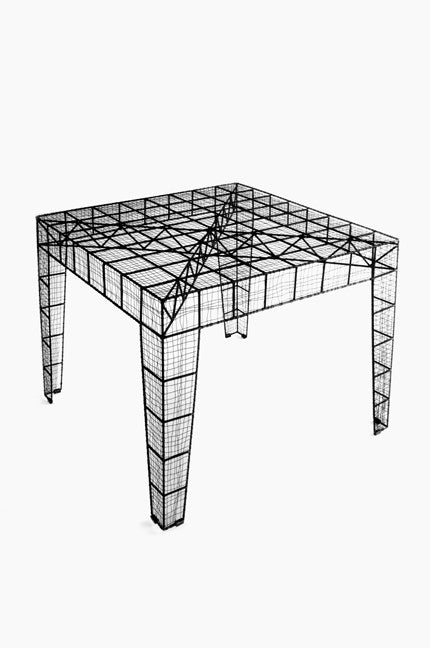 Wired Jaw Table