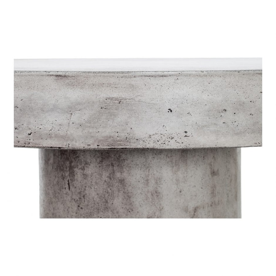 Amo Dining Table - Grey Base
