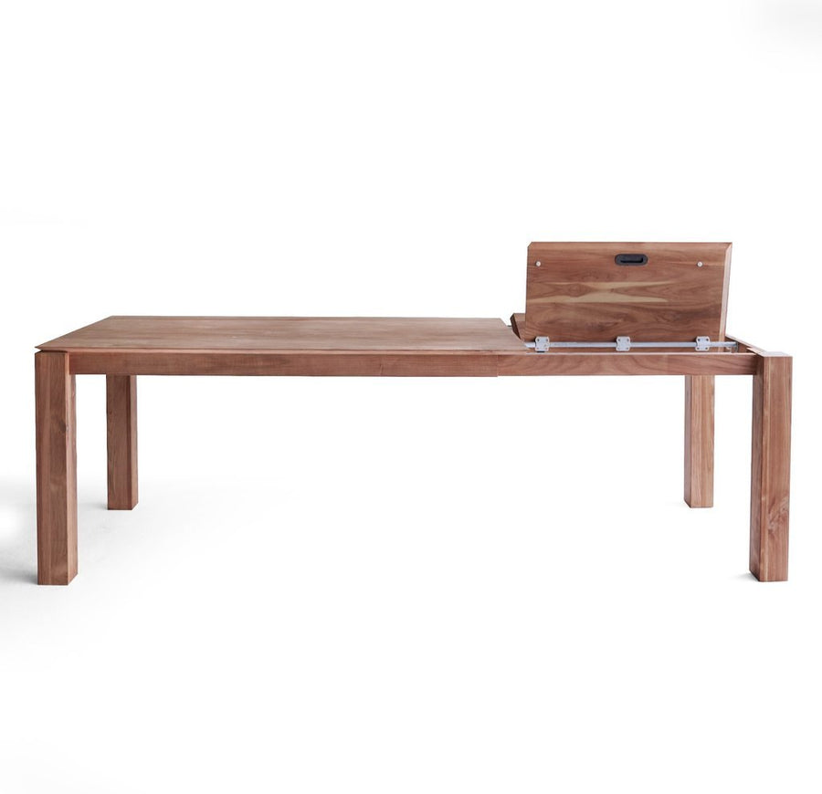 Slice Extendable Dining Table - Teak