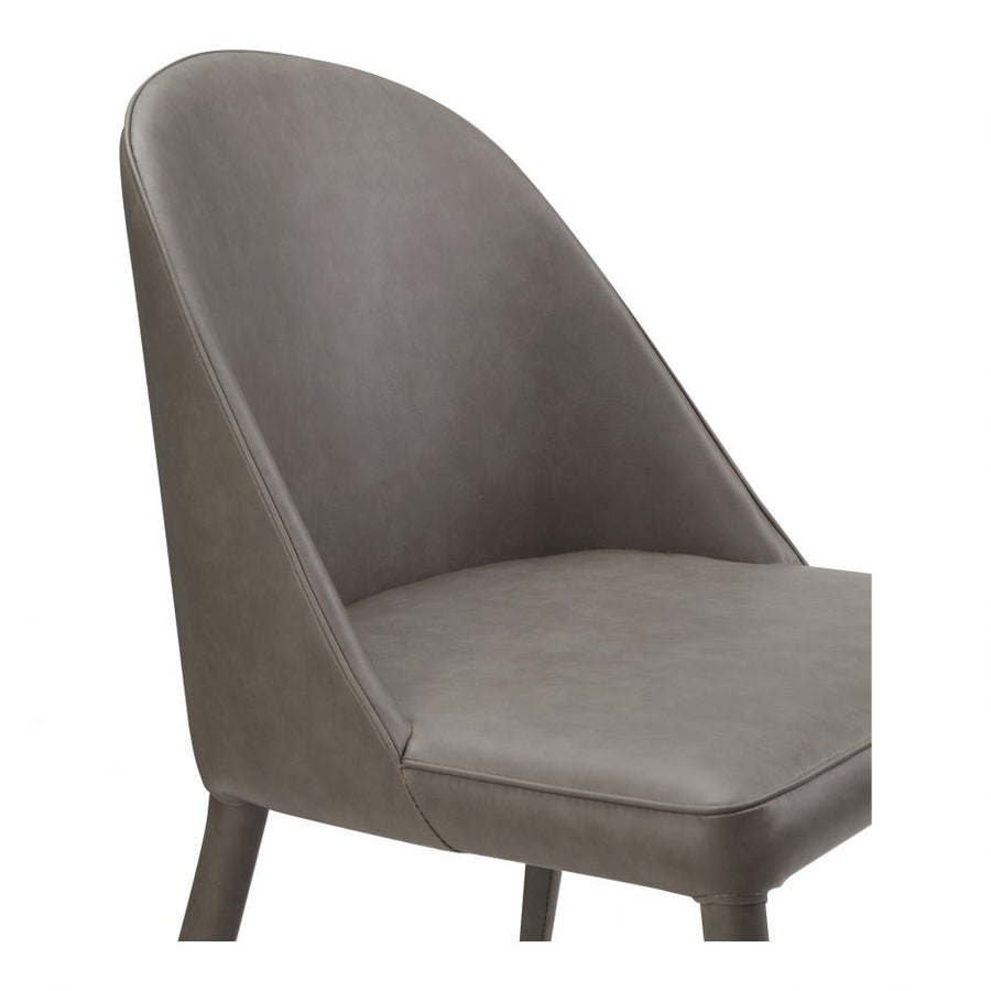 Burton Dining Chair - Grey