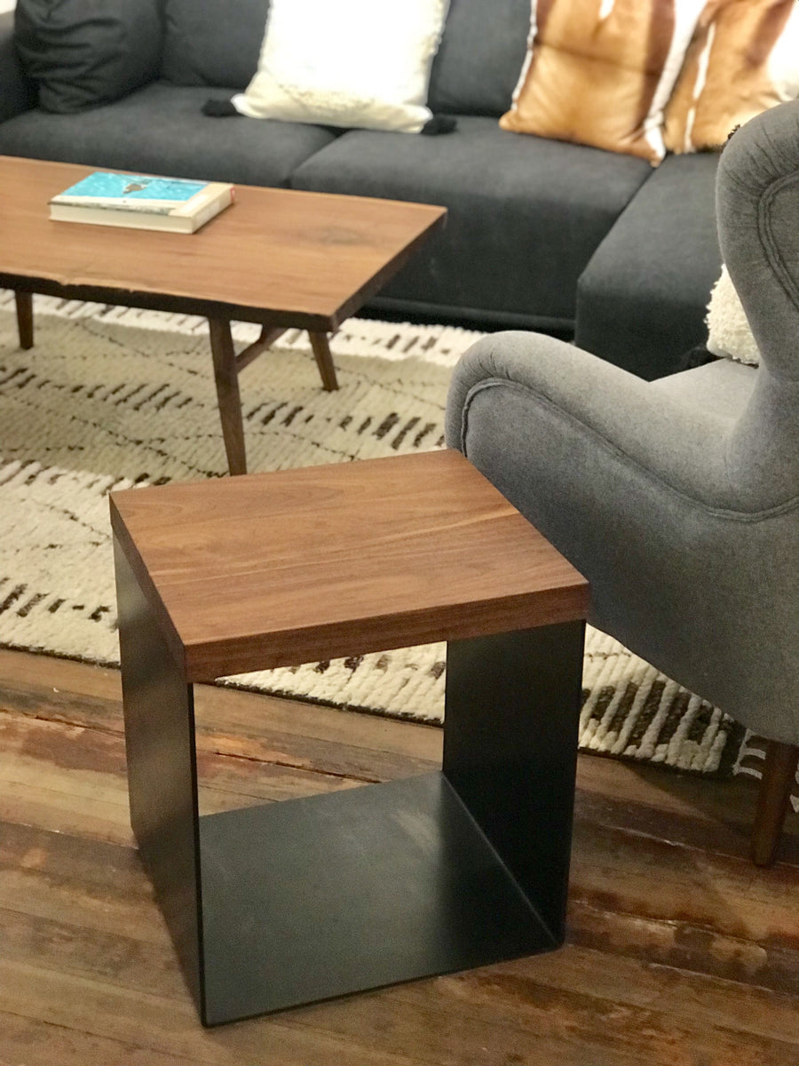 Hinge Side Table