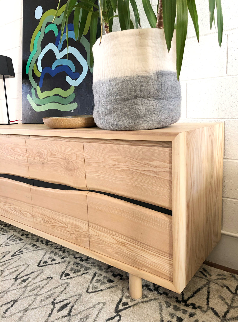 Jupiter Sideboard - White Ash