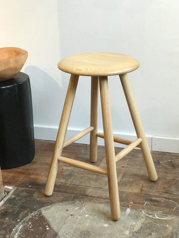 Paula Counter Stool - Ash