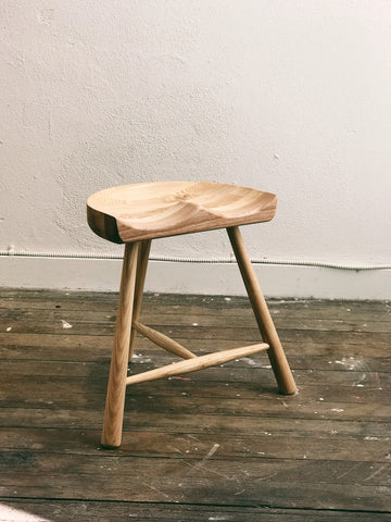 Pomerania Mini Stool - Ash