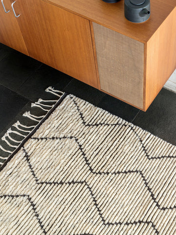 SOBU Oakland - Armadillo Nala Rug in home