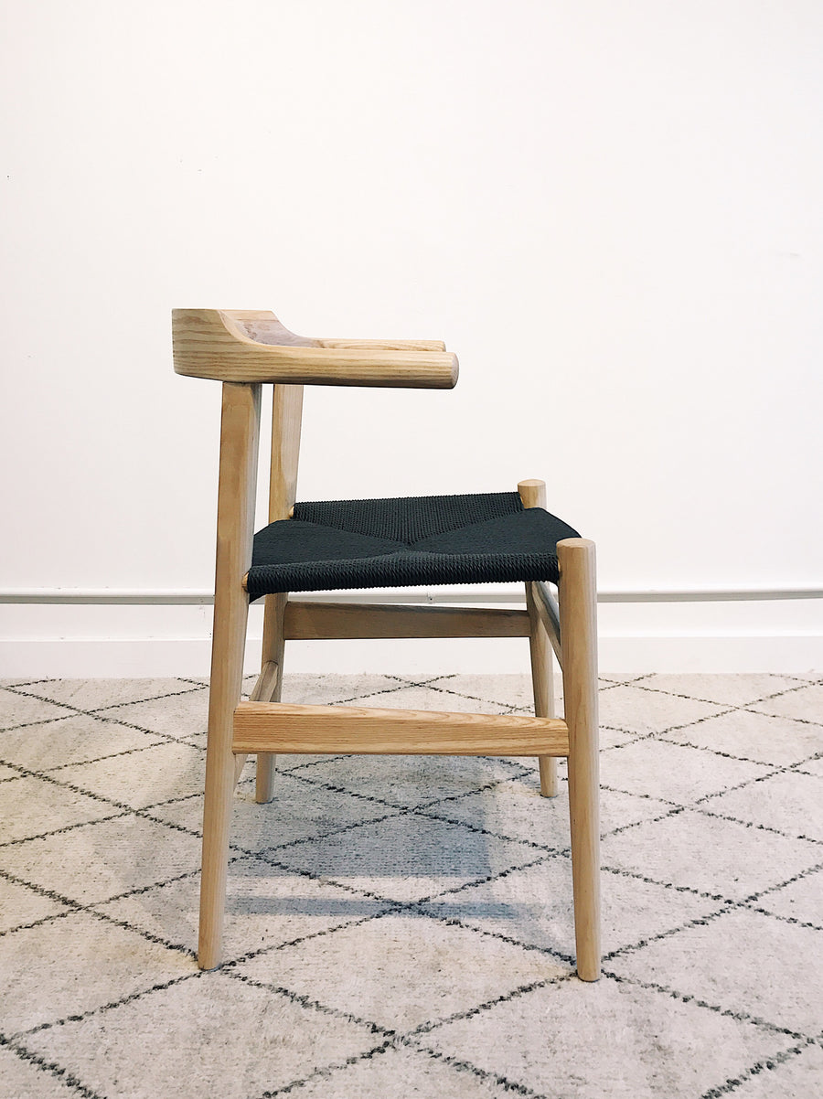 Thor Chair - Black Seat