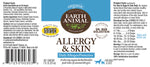 Allergy & Skin Organic Herbal Remedy For Pets