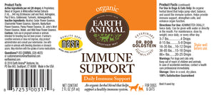 Immune Support Organic Herbal Remedy