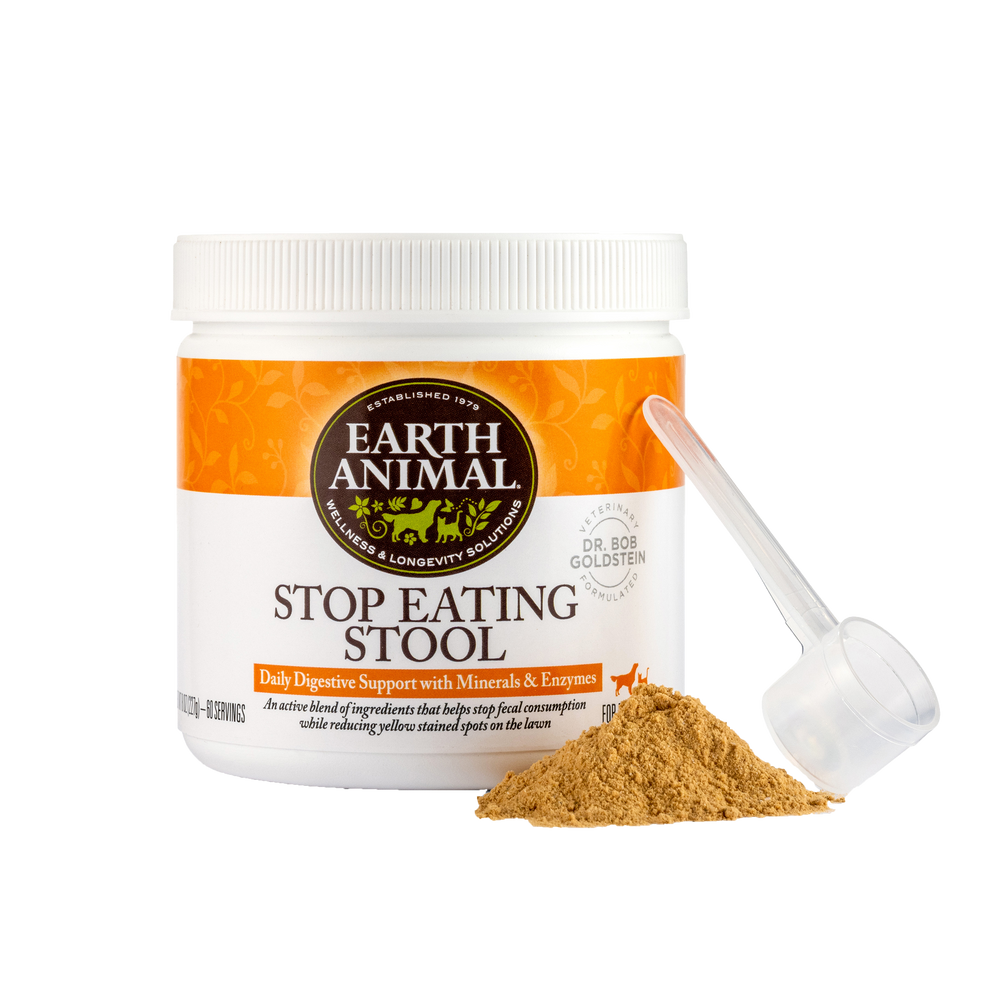 Stop Eating Stool Nutritional Supplement