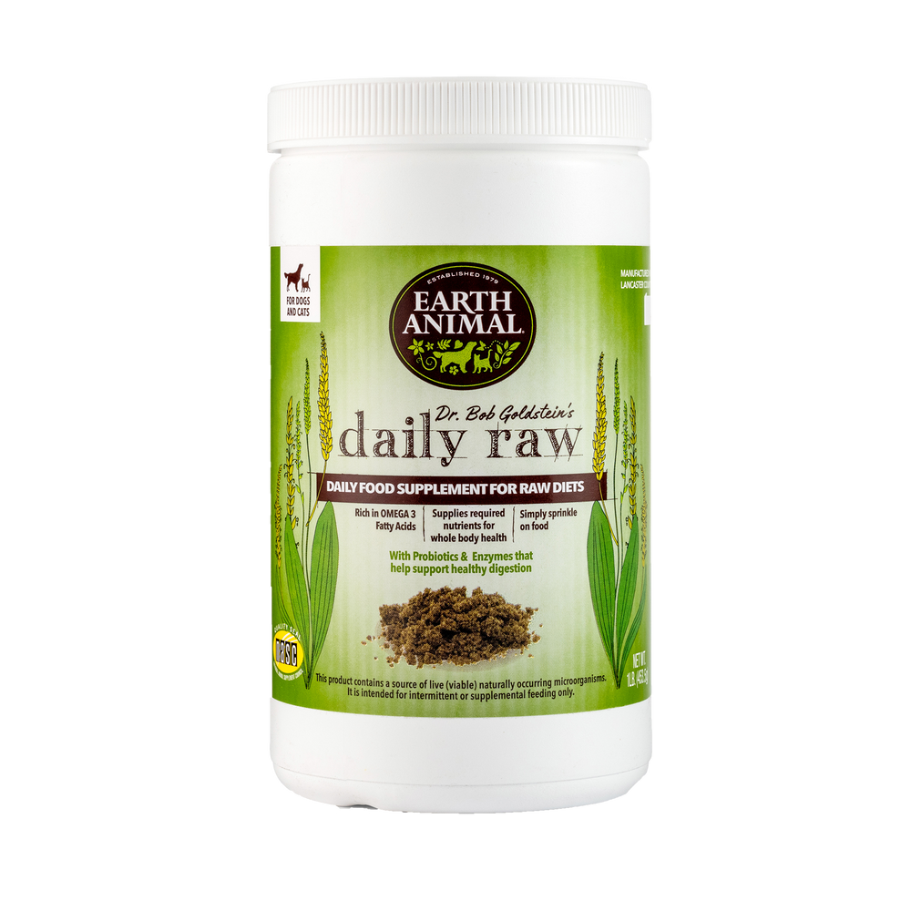 Dr. Bob Goldstein's Daily Raw Nutritional Supplement