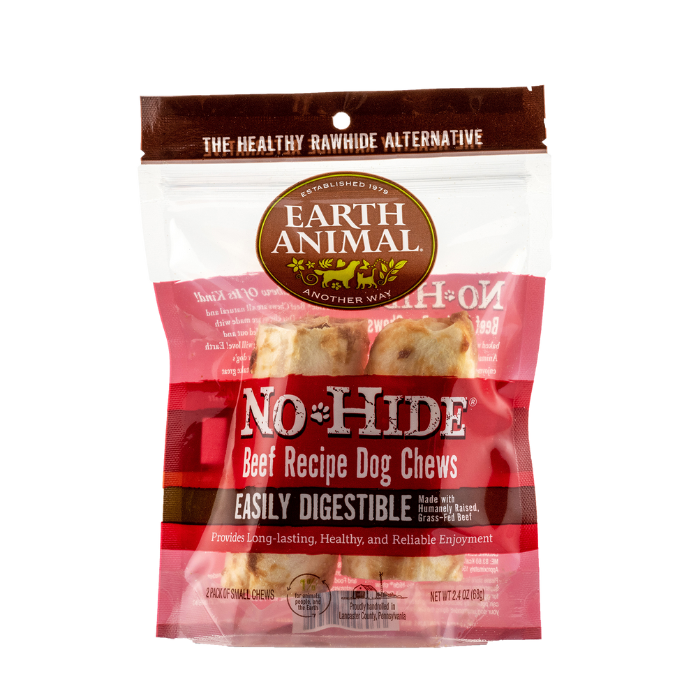 Beef No-Hide® Wholesome Chews - Small