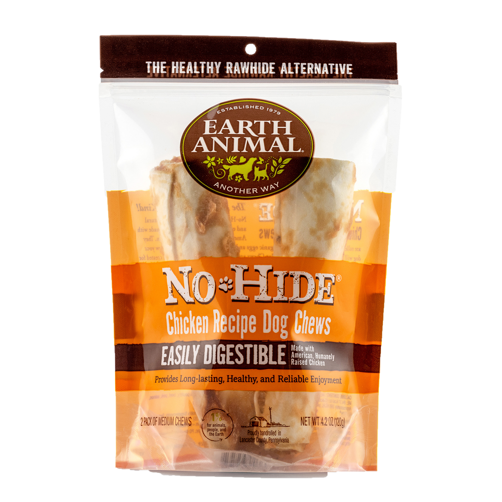 Chicken No-Hide® Wholesome Chews - Medium