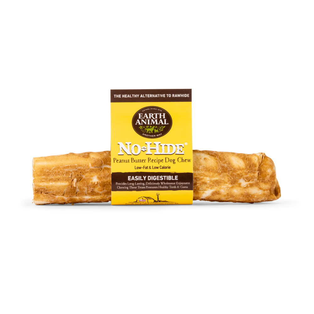 Peanut Butter No-Hide® Wholesome Chews - Small
