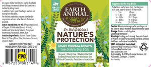 Nature's Protection™  Flea & Tick Daily Herbal Drops