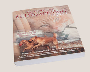 The Goldstein's Wellness & Longevity Program Book - Natural Care