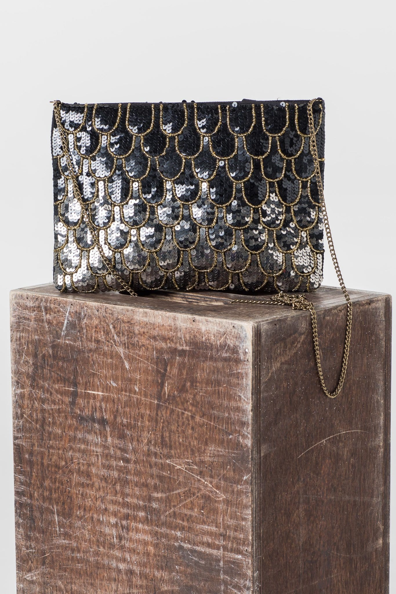Hannah, Sequin Evening Bag