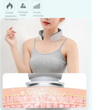 Load image into Gallery viewer, Smart 6 Head, Neck and Shoulder Massager with Remote Control
