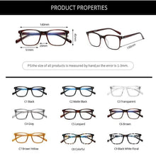 Load image into Gallery viewer, Anti glare. blue light blocking glasses for women and men