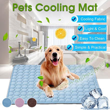 Load image into Gallery viewer, Dog Cat Pet Cooling Mat