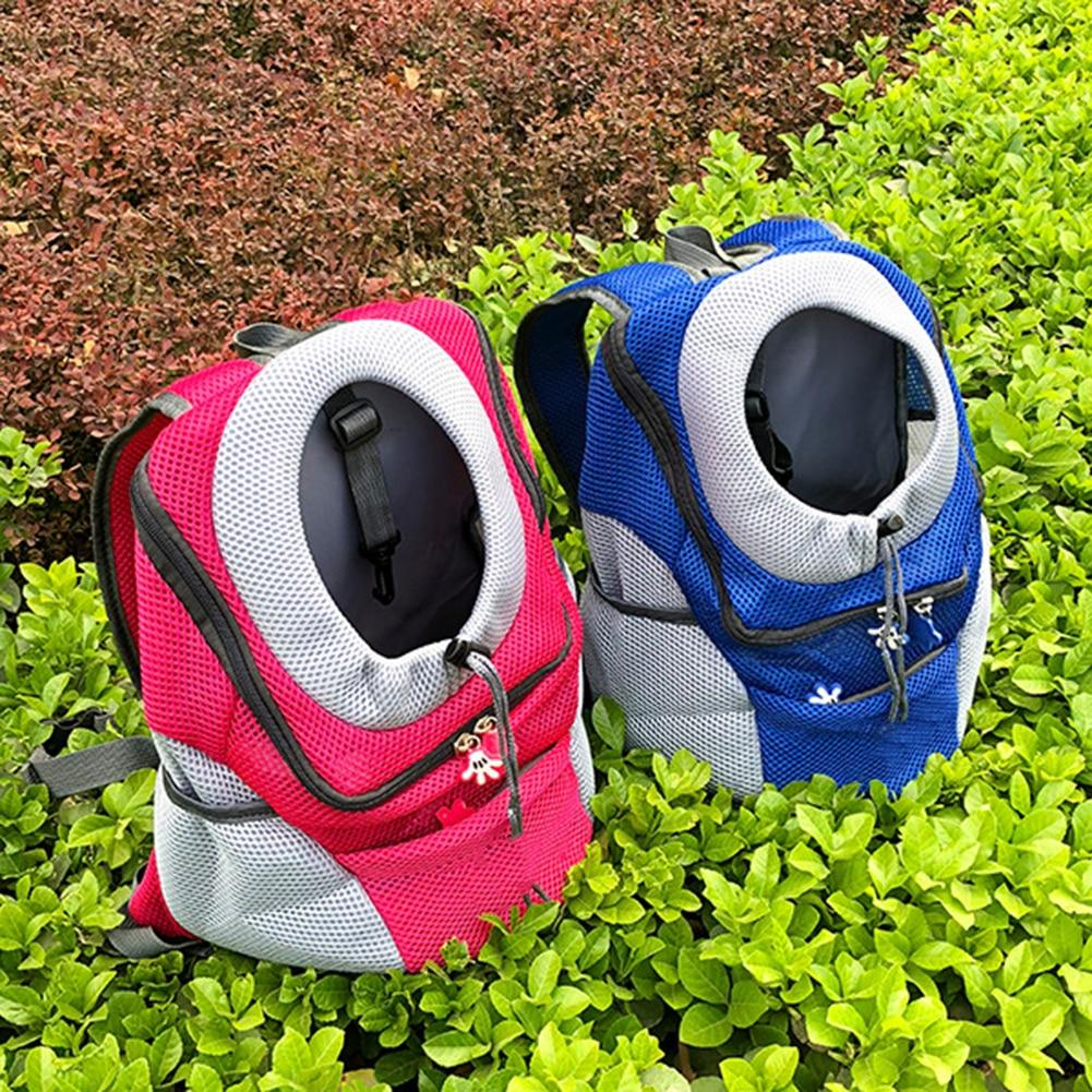 Dog, Puppy, Cat, Kitten Front Pet Carrier - Portable, Breathable