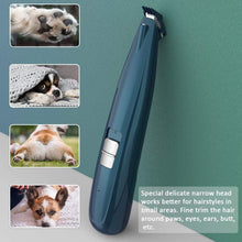 Load image into Gallery viewer, Low Noise Dog and Cat Clippers Grooming Kit