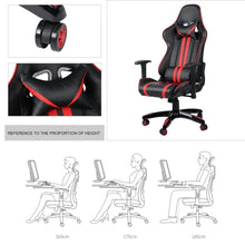 Load image into Gallery viewer, Ergonomic Chair - Leather Safe Durable Office/ Gaming Chair