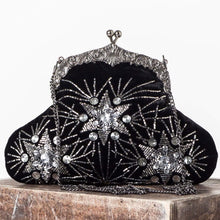 Load image into Gallery viewer, Sequin Velvet Evening Bag