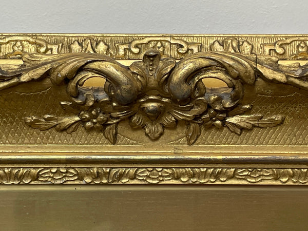 Antique Victorian Oil Painting Scottish Highlands Loch Lomond F W Bartholomew