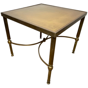 French Hollywood Regency Style Coffee Table