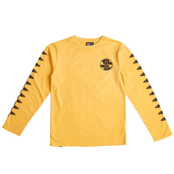 Board Life Long Sleeve Tee