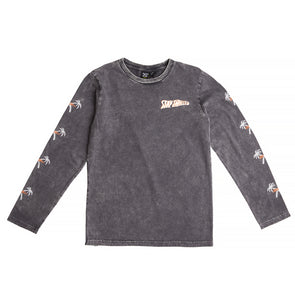 Palm Off LS Tee