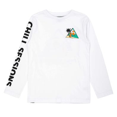 Chill Session LS Tee - KIDS