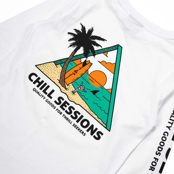 Chill Session LS Tee - TEEN