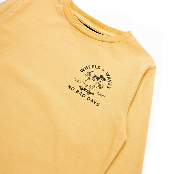 No Bad Days LS Tee - TEEN
