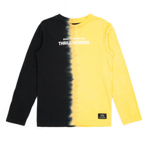 Thrill Seekers LS Tee - TEEN