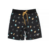 MYSTERY TOUR BOARDSHORT - Alphabet Soup