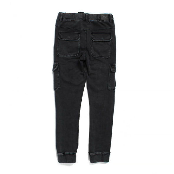 Rebel Cargo Pant - Alphabet Soup
