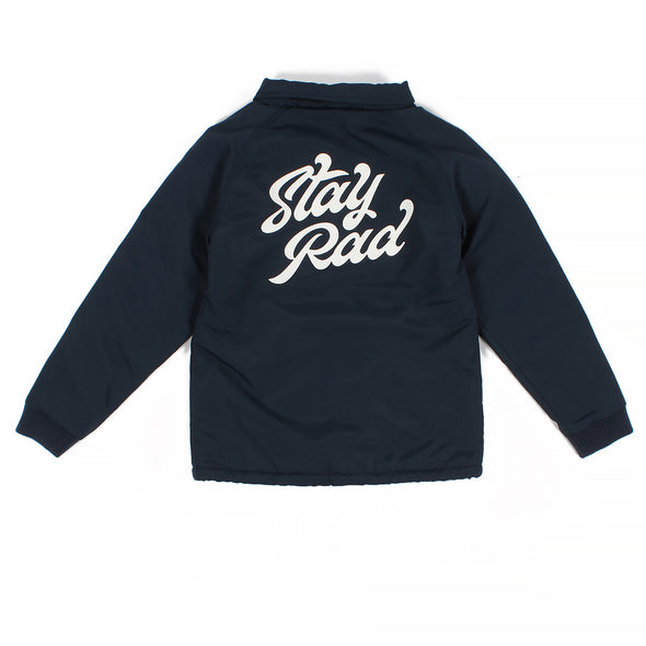 Stay Rad Jacket - Alphabet Soup