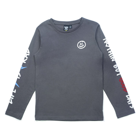 Nonthin But Long Sleeve Tee