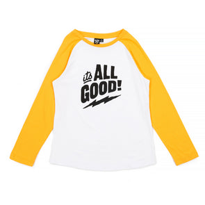 All Good L/S Tee