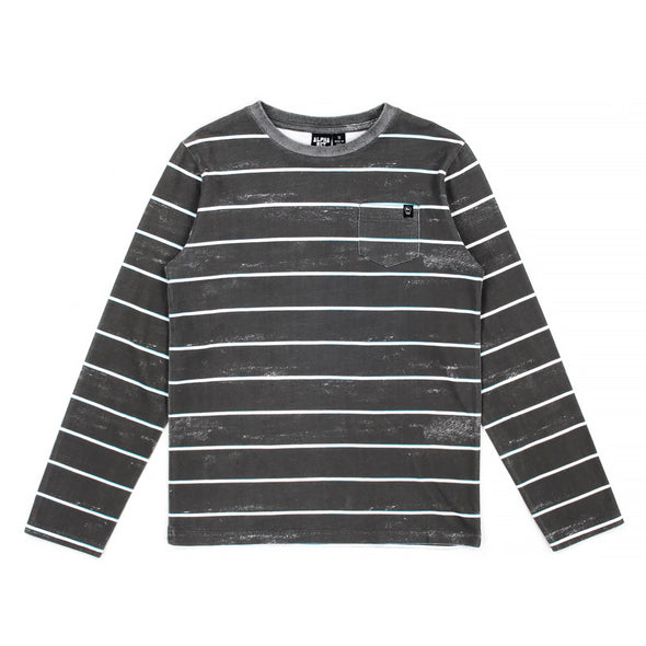 Sketch Stripe L/S Tee